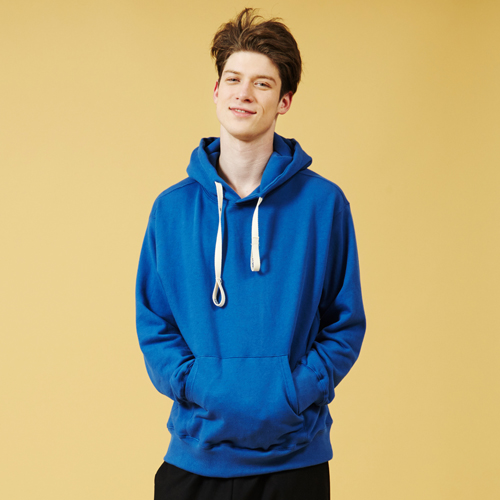 [Sold out] Webbing Hoodie (Blue)