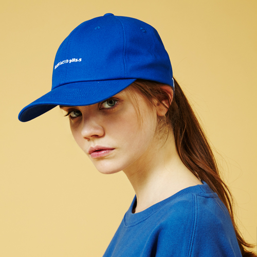 [Sold out] X Cap (Blue)