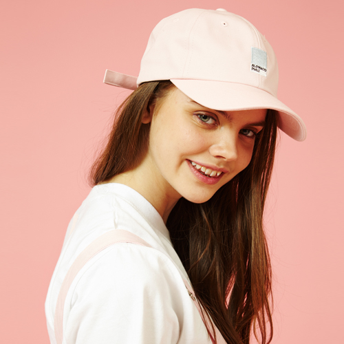 [Sold out] Colorchip Cap (Pink)