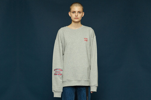 [Sold out] Jackpot sweatshirt (gray)