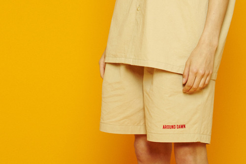 [Sold out] Arounddawn half-pants (beige)
