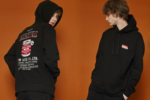 [Sold out] Carnival Hoodie (black)