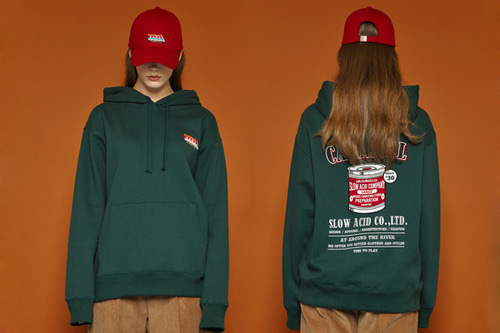 [Sold out] Carnival Hoodie (green)