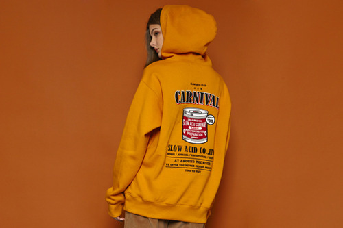 [Sold out] Carnival Hoodie (yellow)