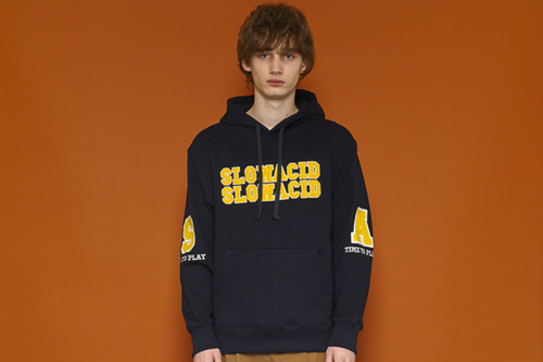 [Sold out] SA Hoodie (navy)