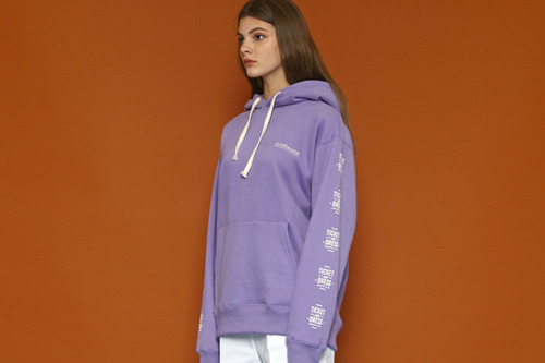 [Sold out] Funhouse Hoodie (violet)