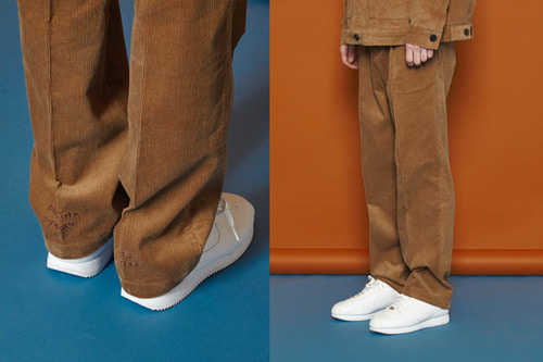 [Sold out] Corduroy Pants (brown)