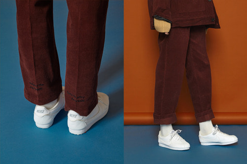 [Sold out] Corduroy Pants (burgundy)