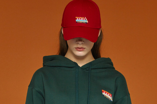 [unisex] Game Sign Cap (red)
