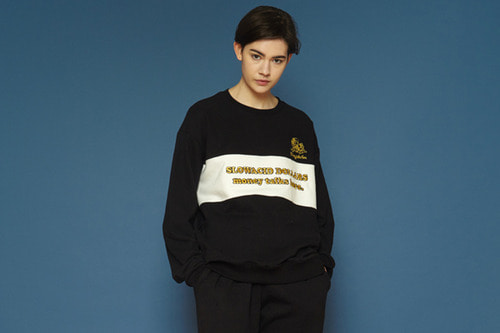 [unisex] Prisoner Sweatshirt (black)