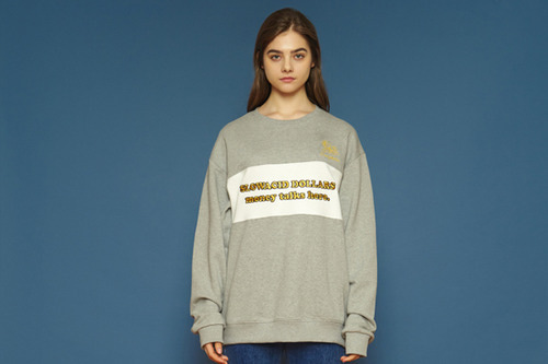 [unisex] Prisoner Sweatshirt (grey)