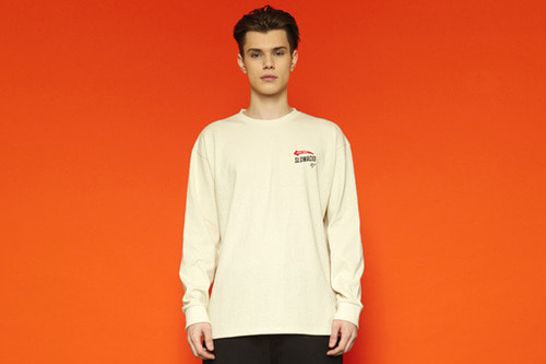 [Sold out] Arrow Longsleeve T (ivory)