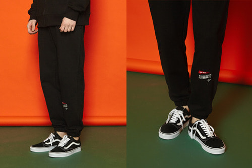 [Sold out] Arrow Training Pants (black)
