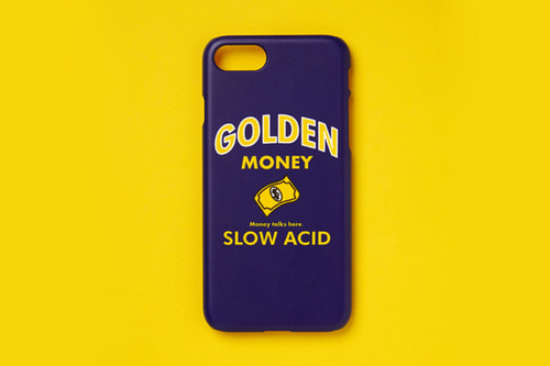 [Sold out] SLOWACID 18SS Phonecase (purple)
