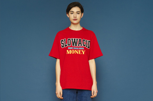 [Sold out] MQB Short T (red)