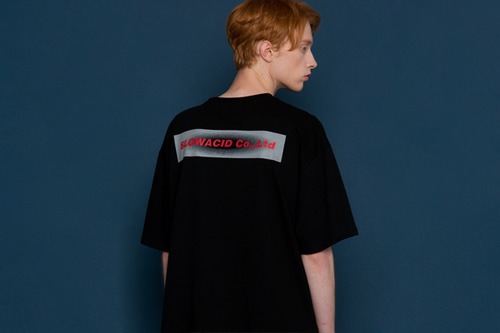 [Sold out] Gradation Short-T (black)