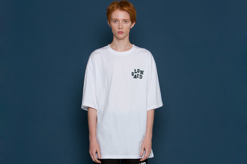 [unisex] Without I Short-T (white)
