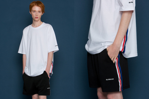 [unisex] Sideline Short Pants (black)