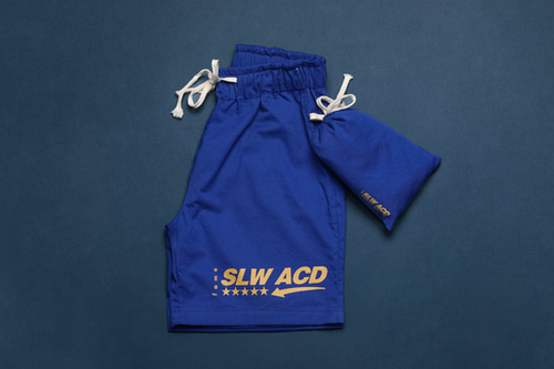 [Sold out] Shorts & Bag (blue)
