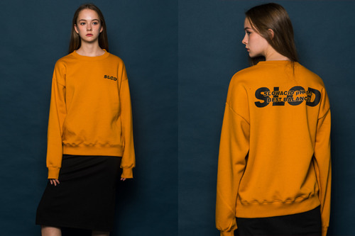 SLCD Sweatshirt (YELLOW)
