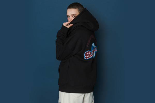 [Sold out]Worldtour Hoodie (BLACK)
