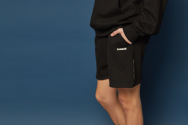 BEGOOD Half Pants (BLACK)