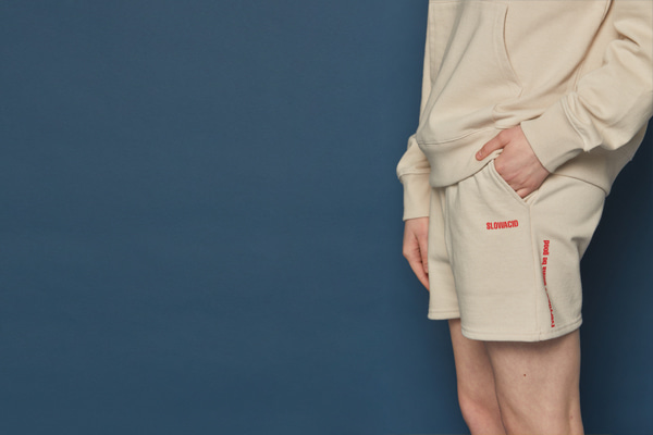 [Sold out]BEGOOD Half Pants (PALE BEIGE)