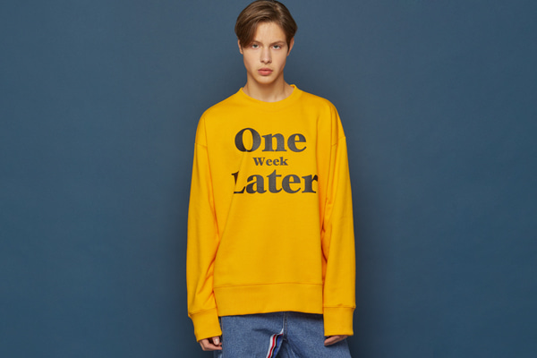 OWL Sweatshirt (YELLOW)