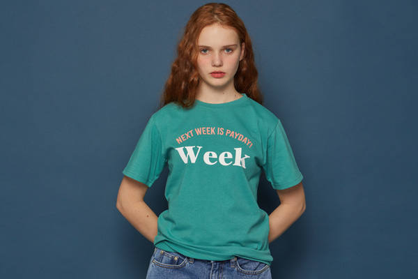 WEEK WMNS Short-T (MINT)
