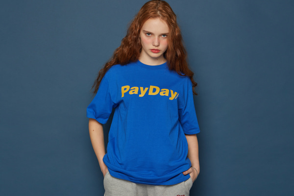 PAYDAY Short-T (BLUE)