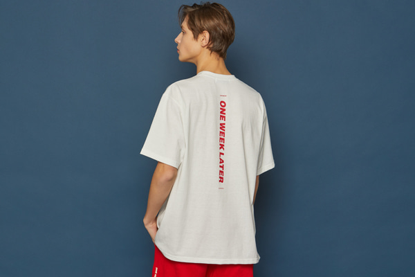 Vertical Logo Short-T (WHITE)