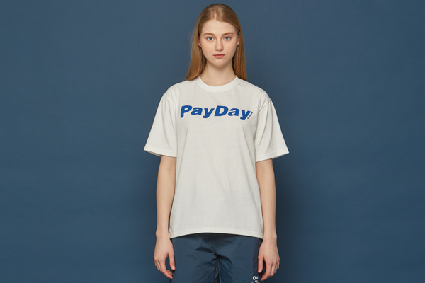 PAYDAY Short-T (WHITE)