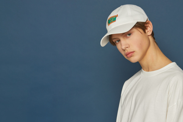Vacation Cap (WHITE)