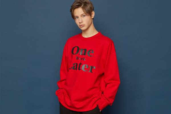 OWL Sweatshirt (RED)
