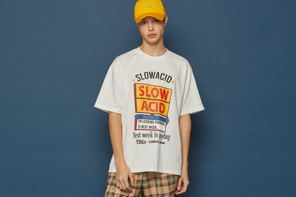 [Sold out]Fullsize Graphic Short-T (WHITE)
