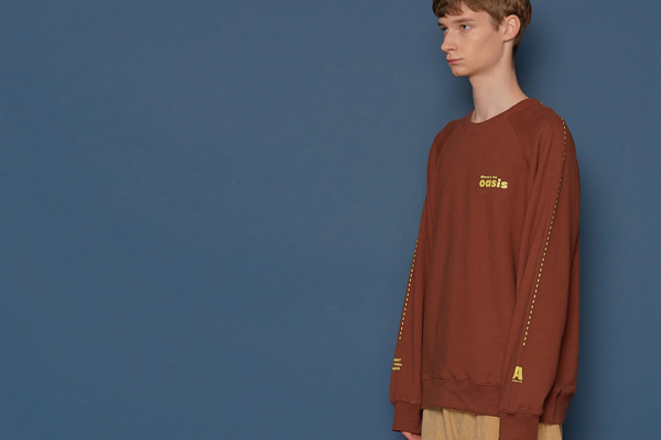 Oasis Sweatshirt (BROWN)